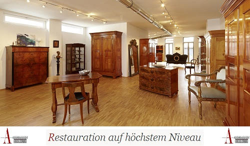Schowalter-Antiquitäten die begeistern & Restauration aus Leidenschaft