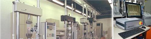 Reparatur, Modernisierung, Wartung und Kalibrierung von Material Prüfmaschinen