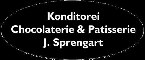 Chocolaterie Patisserie J. Sprengart in Berlin Mitte