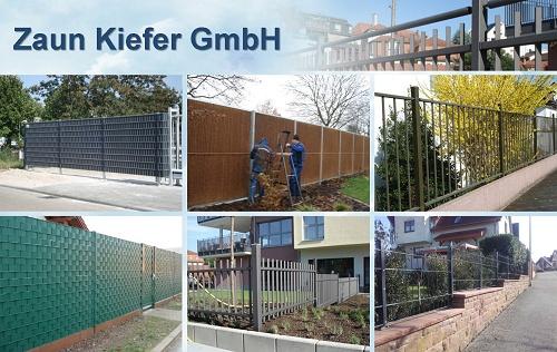 Zaun Kiefer Edingen-Neckarhausen, Zäune, Einzäunungen, Toranlagen, spezielle Zaunanlagen Frankfurt