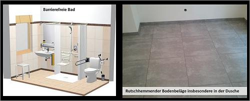 GAMA Bautenschutz und Bauservice - Barrierefreie Umbauten
