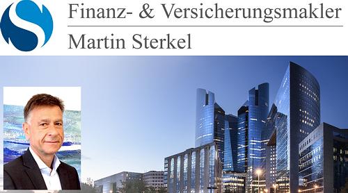 Finanz- & Versicherungsmakler Martin Sterkel mit 28 Vergleichsrechnern aus dem Finanzbereich und Versicherungsbereich